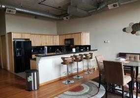 Colorado Springs, Colorado, 1 Bedroom Bedrooms, ,1 BathroomBathrooms,Loft,Furnished,Carriage house Lofts,N Tejon,2,1299